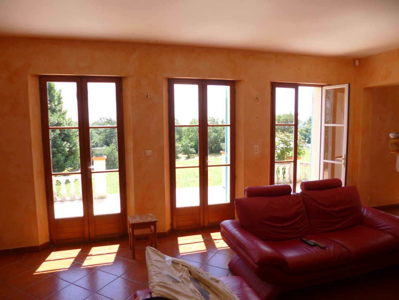 vue intérieure 3 portes-fenêtres